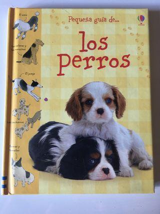 Libro sobre perros.