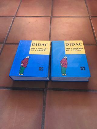 2 Diccionarios de catalán