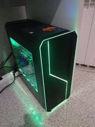 torre ordenador I3 8100