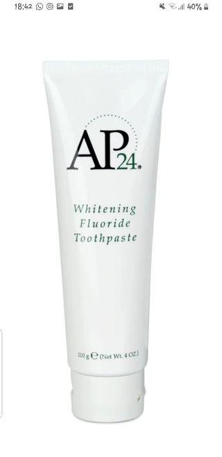 Pasta de dientes blanqueante!!