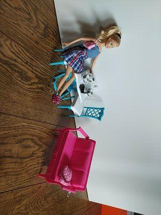 juego de cocina de barbie
