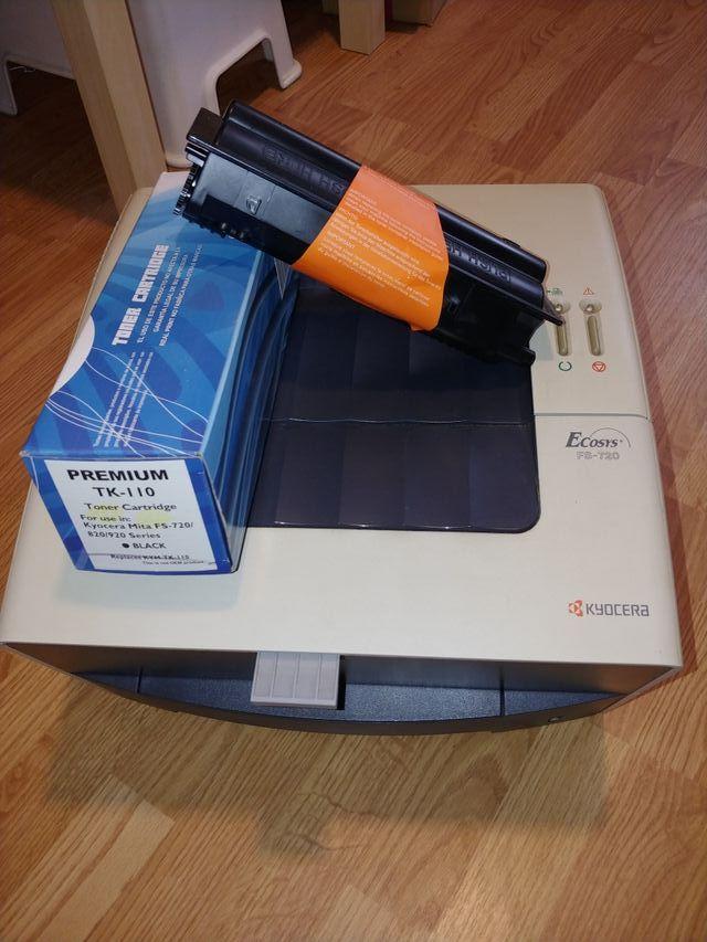 Impresora laser Kyocera FS720