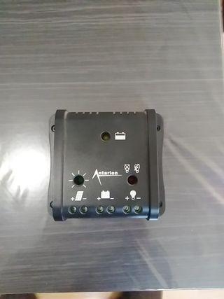 regulador fotovoltaico ANTARION SC10