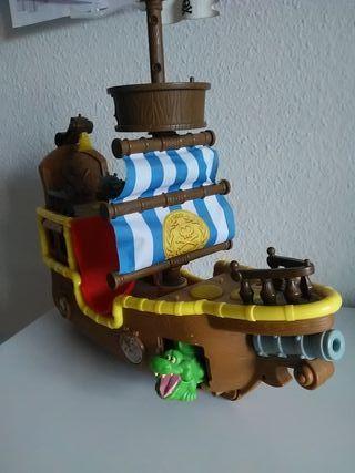 Barco Disney Jack y los piratas. OFERTA
