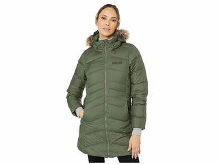 abrigo plumas marmot xs/S nuevo