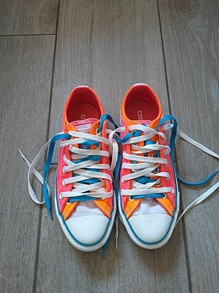 Converse All Star Limited Edition. Como nuevas!