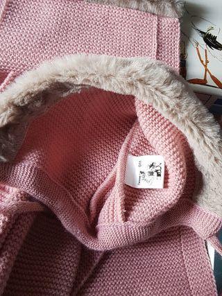bufanda 3 pieza bebé