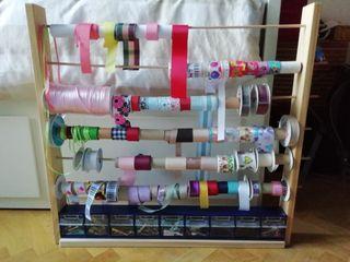 Organizador de lazos/cintas