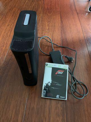 Xbox 360 Elite HDMI 120Gb + Juego