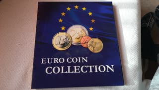 Álbum monedas euros