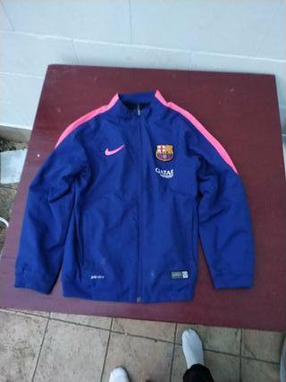 Chaqueta F. C. Barcelona