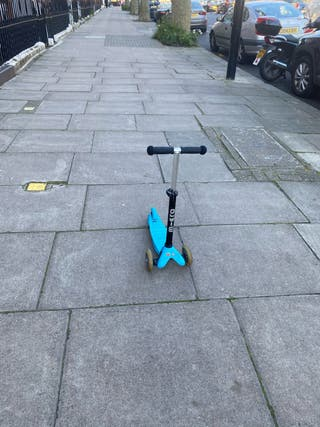 Scooter Mini Deluxe