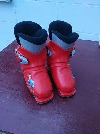 Botas ski niño