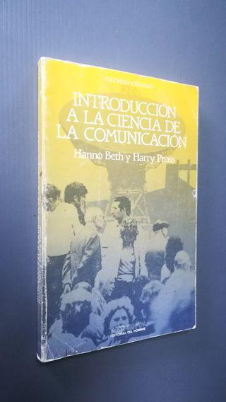 INTRODUCCIÓN A LA CIENCIA DE LA COMUNICACIÓN