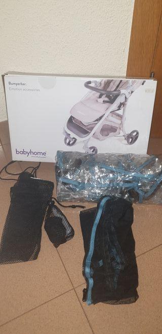 carro BabyHome mas Maxi-cosi marca Cybex