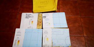 mapas cartográficos Marruecos