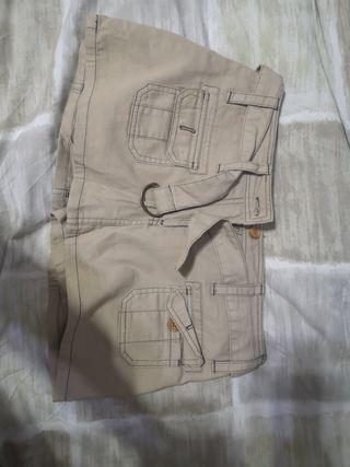 falda pantalón niña