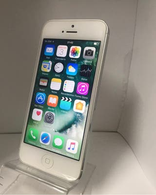 IPhone 5 16gb libre
