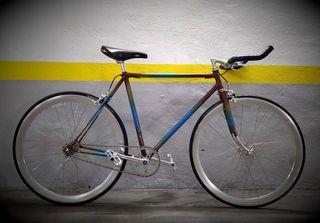 Bicicleta Made in Italy Single Speed Fixie