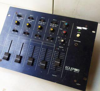 mesa de mezclas Ecler mezclador Dj Mac4-2T