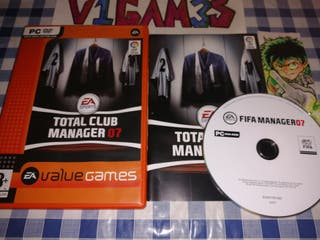 Total Club Manager 07 PC