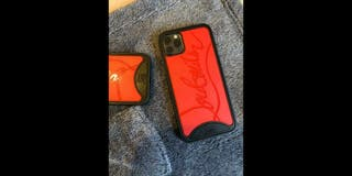 Red Luxury Case for iPhone 11 Pro Max