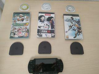 PSP+Juegos+Carcasas