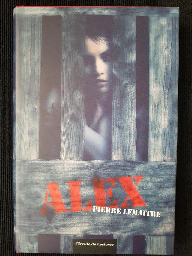 LIBRO ALEX DE PIERRE LEMAITRE