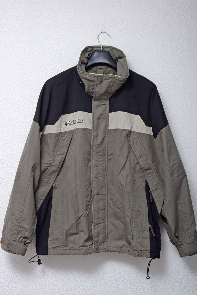 Columbia Chaqueta impermeable + Forro Polar (2en1)
