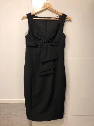 Vestido negro Valentino Red talla 38