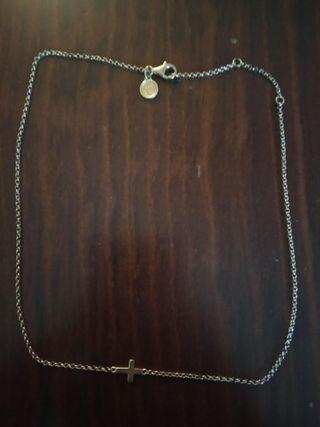 colgante-collar cruz aristocrazy