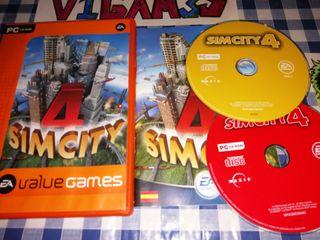 Sim city 4 PC Español