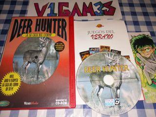 Deer Hunter a la caza del ciervo PC Español