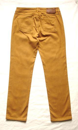 uterqüe pantalón vaquero talla 40 impecable