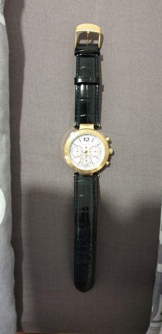 Reloj Massimo Dutti , correa piel