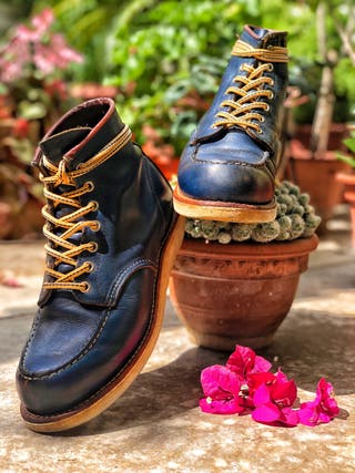 red wing 8882 indigo portable