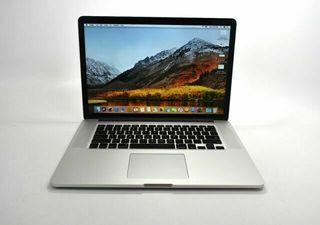Intel Core i7 4.ª generación MacBook