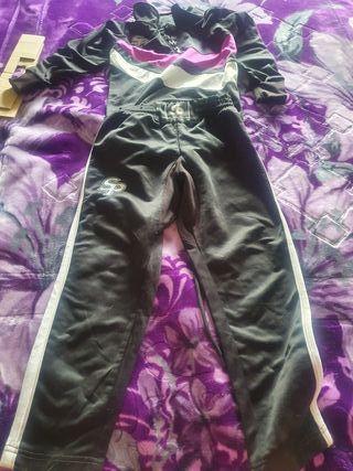 ropa de portero niño