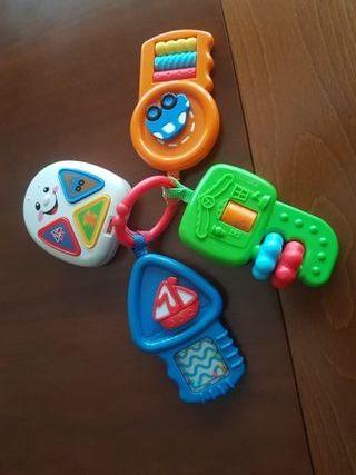 Juguete de bebe