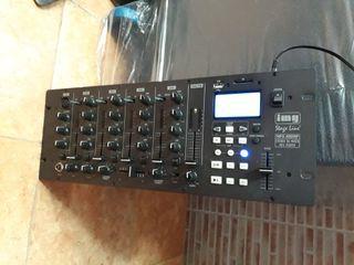 mesa mezclas mpx 40 dmp