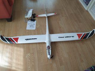 Avión de RC radio control NincoAir de 2m