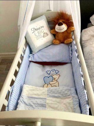 Baby cradle swing