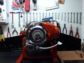 motor vespa 150 sprint y 150 GS