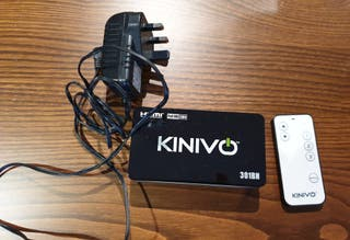 HMDI duplicador con mando a distancia
