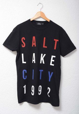 Camiseta Topman - Salt Lake City