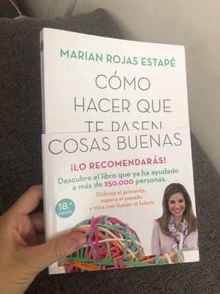 Libro como hacer que te pasen cosas buenas