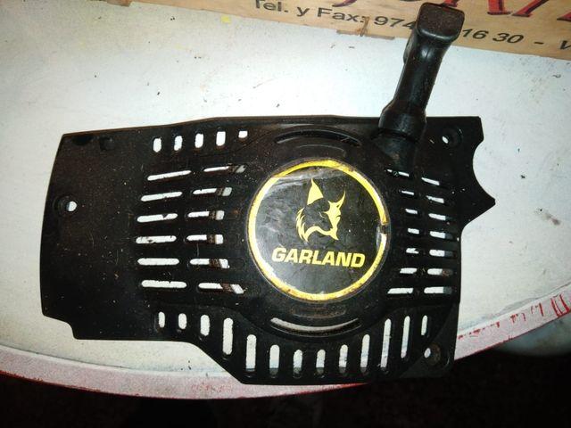 Tiradores motosierra (Garland, Myd, Stihl...)