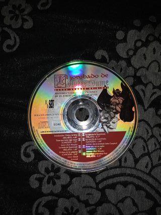 cd jorobado notredame