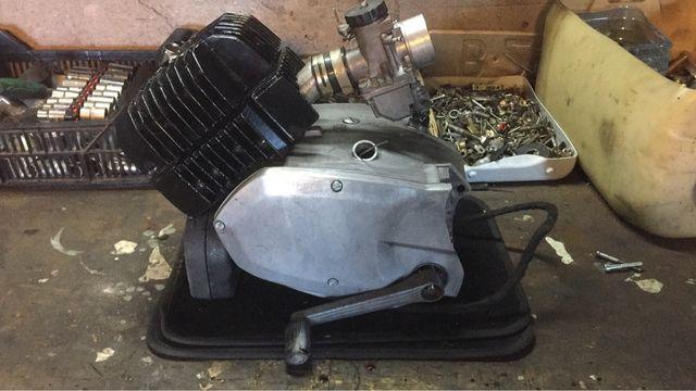 Motor puch cobra mc75