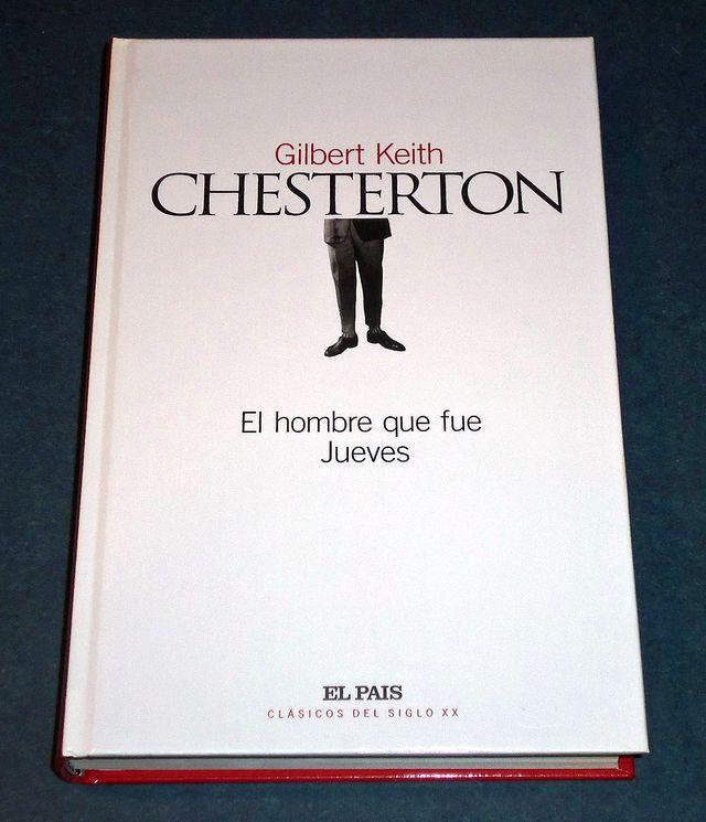EL HOMBRE QUE FUE JUEVES, Gilbert Keith Chesterton